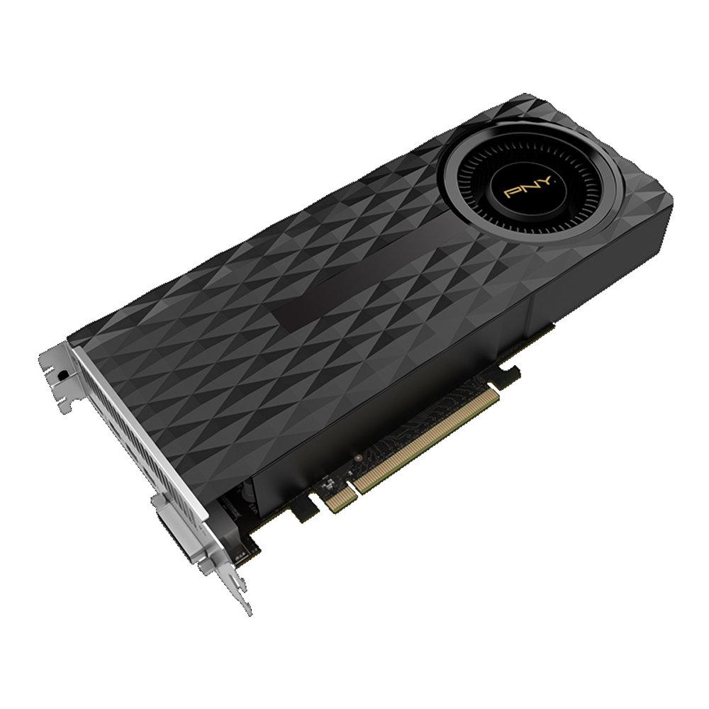 Placa de Vídeo Geforce GTX970 4GB DDR5 256Bits VCGGTX9704R2XPB - PNY