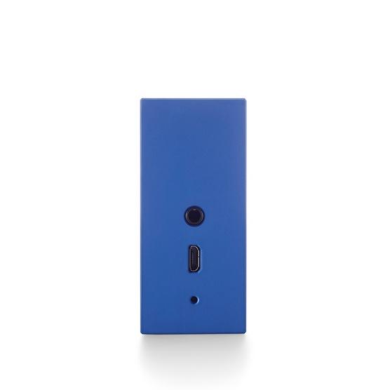 Caixa de Som JBL GO Bluetooth (Bateria Recarregável) Azul JBLGOBLUE - JBL