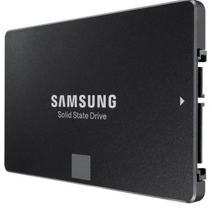SSD 850 EVO 2,5 250GB Sata III MZ-75E250B/AM - Samsung