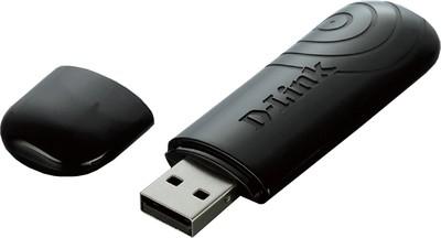 Adaptador USB N 300mbps DWA-132 - Dlink
