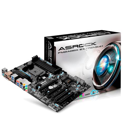 Placa Mãe FM2 FM2A88X Extreme 4 100W (S/V/R) - Asrock