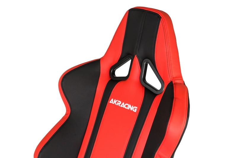 Cadeira AKRacing Pyro Black Red AK-6011-BR - AKRacing