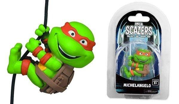 Michelangelo Teenage Mutant Ninja Turtles Scalers