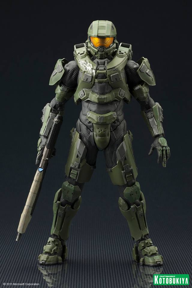 Halo Master Chief - ArtFx Statue