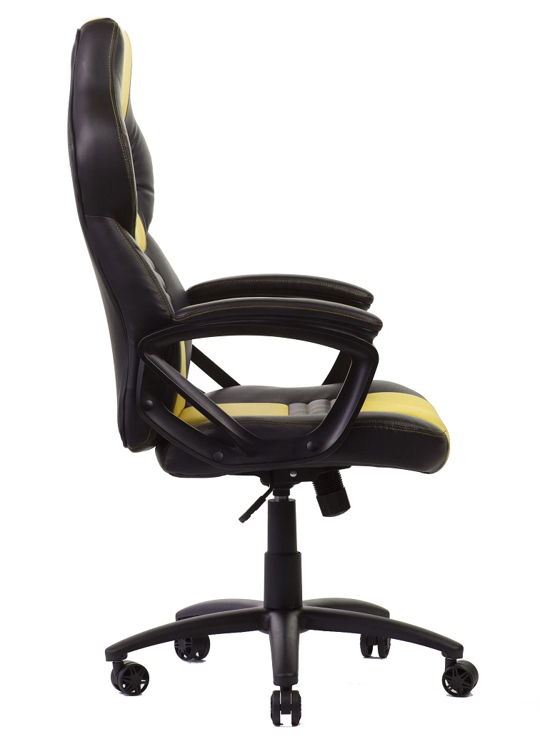 Cadeira Gaming GTS Yellow (10173-2) - DT3 Sports