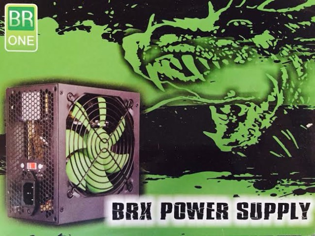 Fonte ATX 500W UP-S500W - Br One