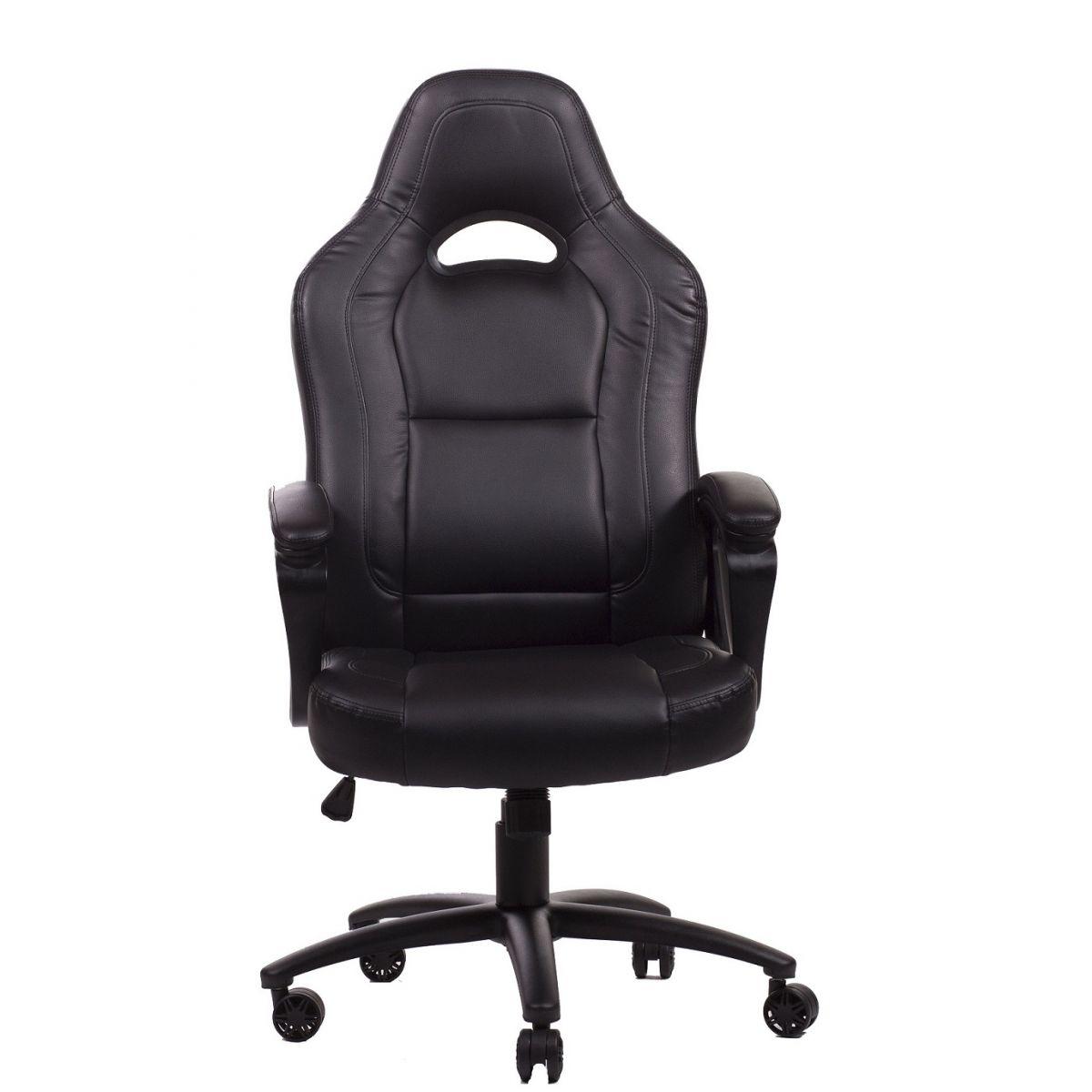 Cadeira Gaming GTO Black (10181-1) - DT3 Sports
