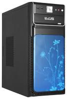 Gabinete 2 Baias Micro ATX Com Fonte Flower G2-07R - Evus