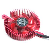 Cooler para Placa de Video VC-RI-R Miniufo - Evercool