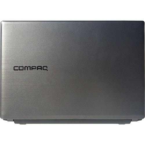 Notebook Presario CQ23 Intel Celeron Dual Core 4GB 500GB Tela LED HD 14 Windows 10 Chumbo - Compaq