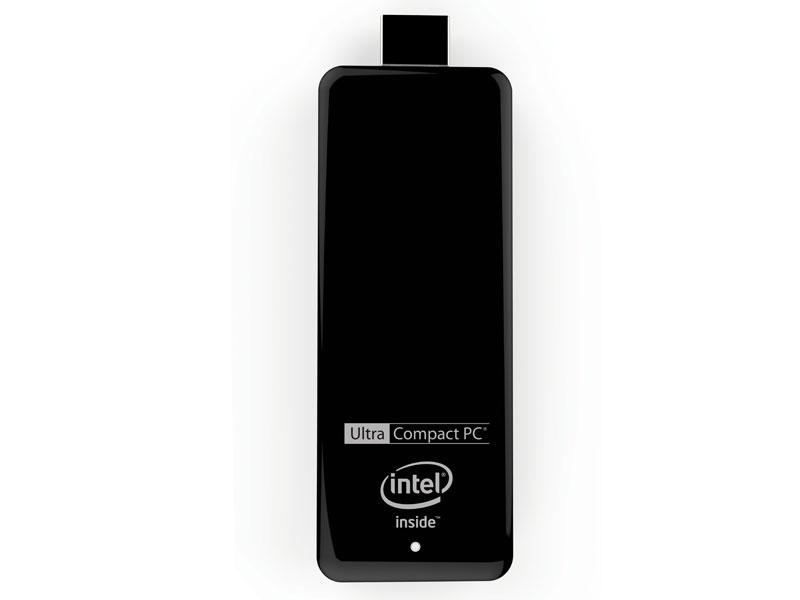 Computador Stick Intel Windows 10 e Android Ultra Compact PC Z3735W