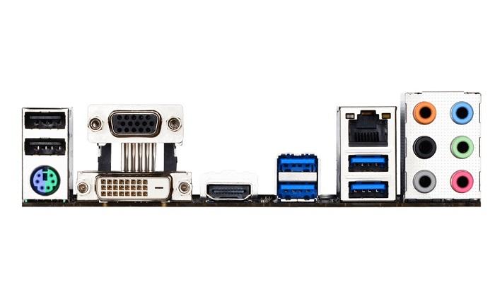 Placa Mãe LGA 1151 GA-H170M-D3H DDR4 (S/V/R) - Gigabyte