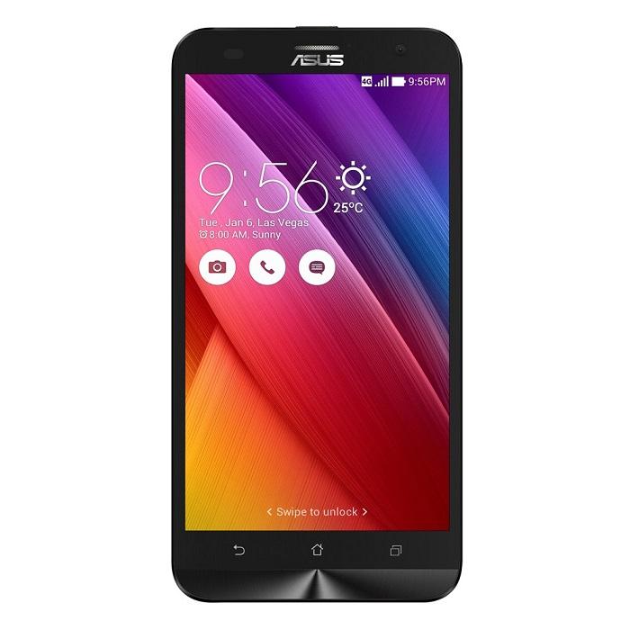 Smartphone Zenfone 2 Laser ZE550KL-1B059WWSN, Qualcomm Snapdragon, Android 5.0, Tela 5,5, 16GB, Câmera 13MP, 4G, Dual Chip, Branco - Asus