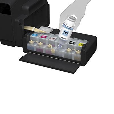 Impressora Tanque de Tintas Ecotank A3+ L1800 110V - Epson