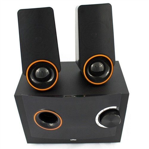 Caixa de Som Multimídia 2.1 Bluetooth SM-CS3129B Bivolt - Sumay