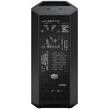 Gabinete Mid Tower 5 Pro C/Lateral de Acrílico MCY-005P-KWN00 - Cooler Master