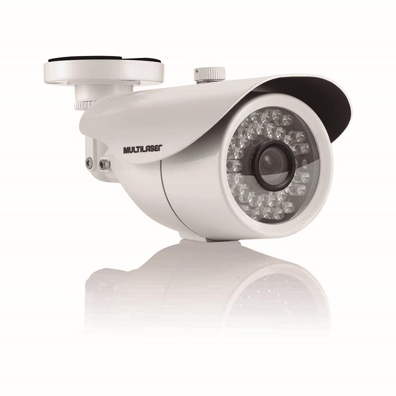 Câmera Bullet Digital 960h 24ir 2.8mm SE150 - Multilaser