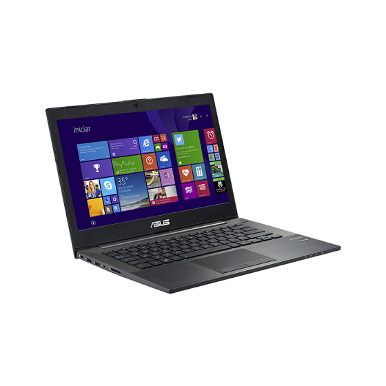 Notebook PU401LA-WO075P Intel Core i7 6GB HD 500GB LED 14 Windows 8 Pro Preto - Asus