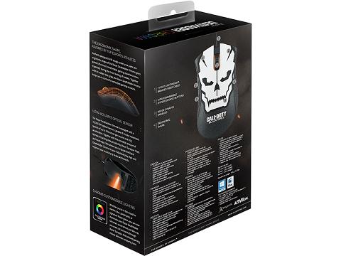 Mouse Deathadder Chroma Call of Duty: Black Ops III 10000 DPI RZ01-01210100-R3M1 - Razer