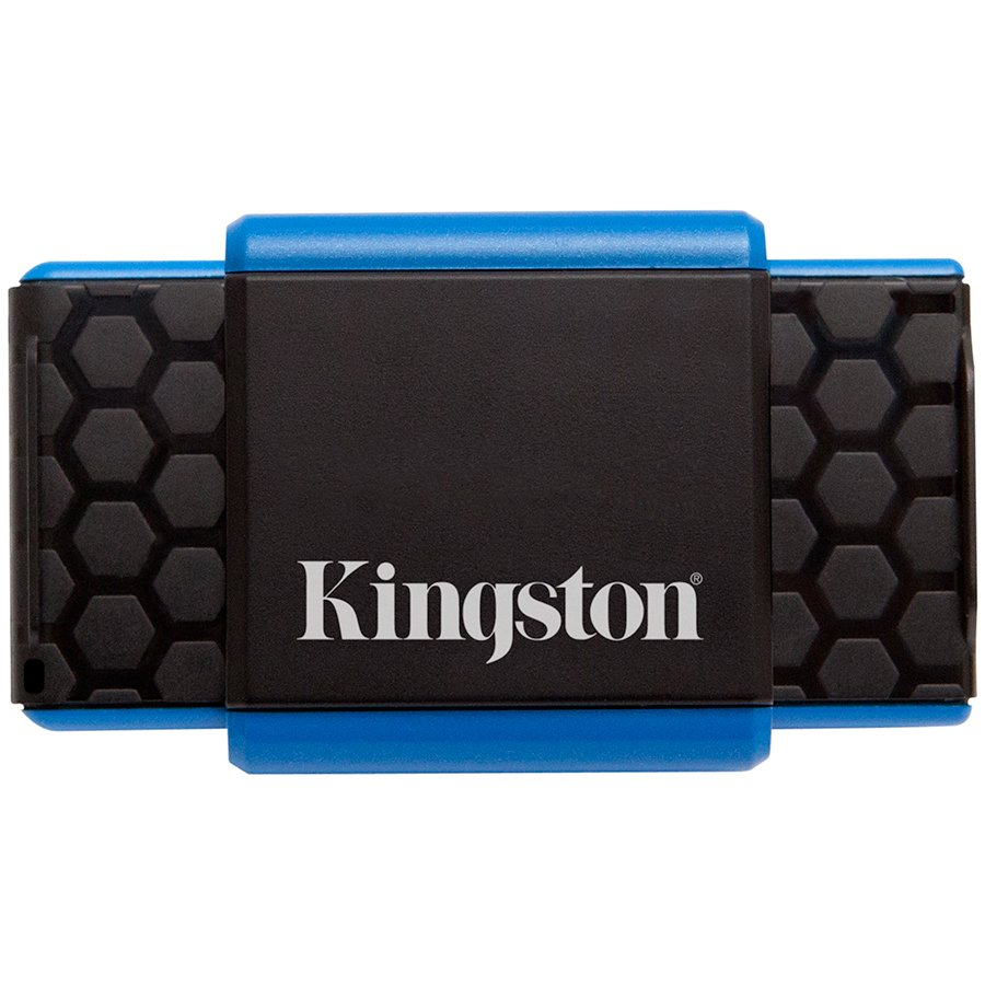 Leitor de Cartao Portatil USB 3.0 FCR-MLG3 - Kingston