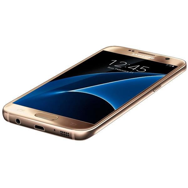 Smartphone Galaxy S7 G930F, Octa Core 2.3GHz, Android 6.0, Tela Super Amoled 5.1, 32GB, 12MP, 4G, Dourado - Samsung