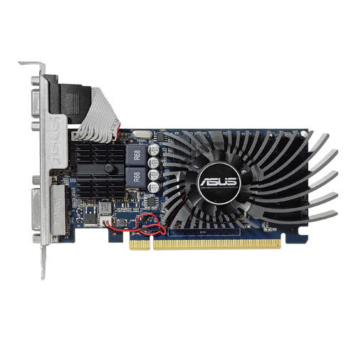 Placa de Video GeForce GT640 1GB DDR3 GT640-1GD3-L - Asus
