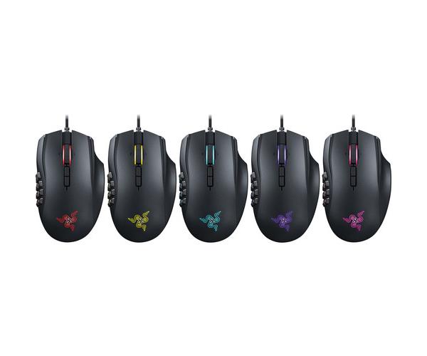 Mouse Naga Chroma 5G 1600DPI  RZ01-01610100-R3U1 - Razer