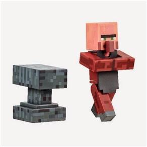 Boneco Minicraft Villagers 8cm
