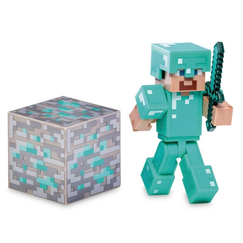 Boneco Minicraft Diamond 8cm