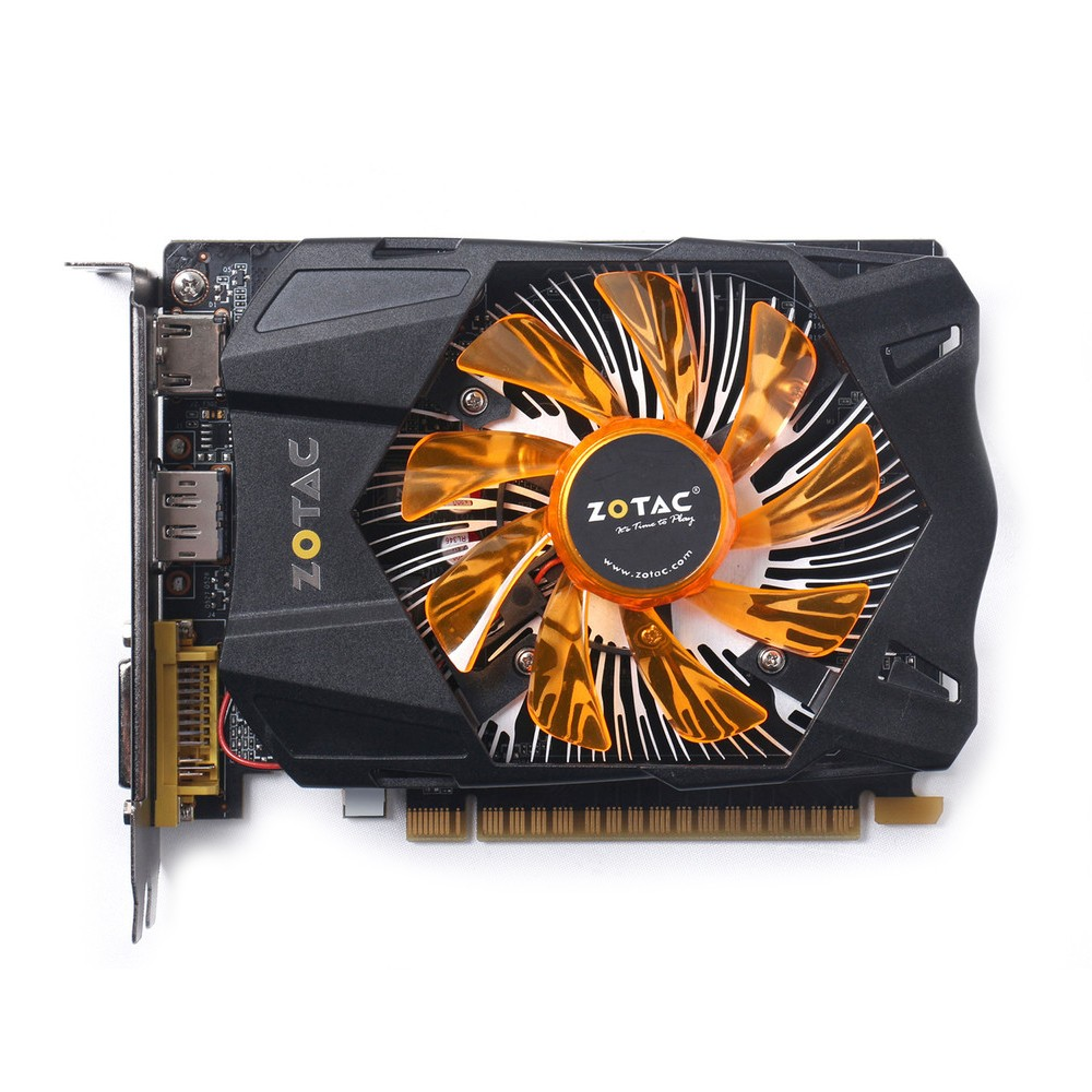 Placa de Vídeo Geforce GTX750 1GB DDR5 128Bits ZT-70706-10M - Zotac