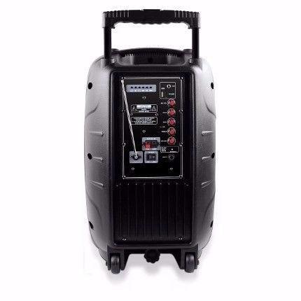 Caixa de Som Amplificadora Trolley SP200 - Multilaser