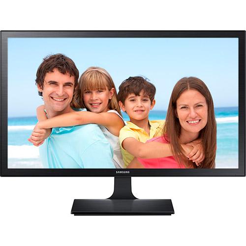 Monitor Widescreen Full HD Led 21,5 HDMI LS22E310HYMZD - Samsung