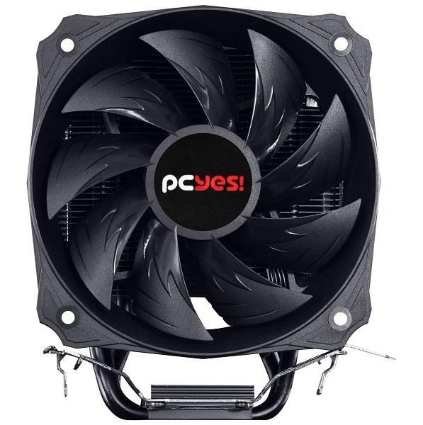 Cooler para Processador Zero K Z3 120mm Preto ACZK3120 - Pcyes