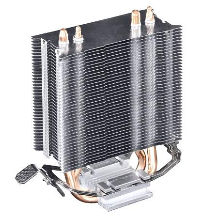 Cooler para Processador Zero K Z1 80mm Preto ACZK180 - Pcyes
