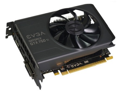 Placa de Vídeo Geforce GTX750 Ti 2GB DDR5 128Bits 02G-P4-3751-KR - EVGA