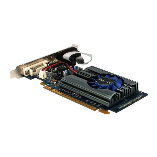 Placa de Vídeo Geforce GT 610 Low Profile 1GB DDR3 61TGS4HX2LTZ - Galax