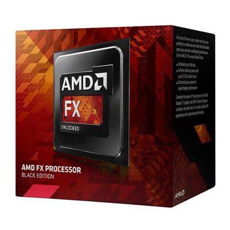 Processador AM3 FX-8350 Vishera, Cache 8MB, 4.0GHz FD8350FRHKBOX - AMD