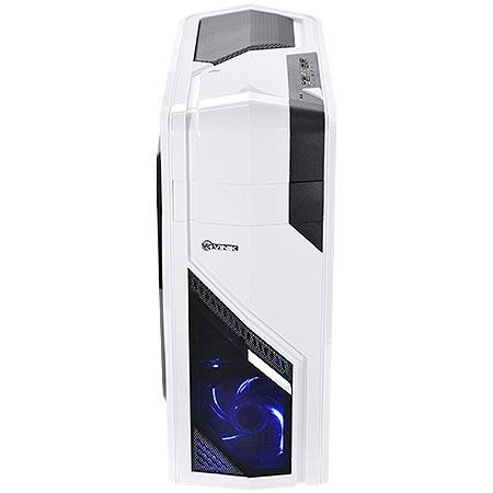 Gabinete Mid Tower Eclipse VX Gamer Branco Lateral em Acrílico 23373 - Vinik