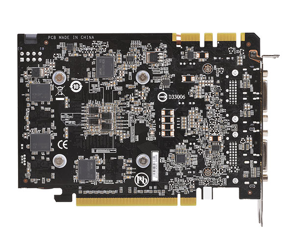 Placa de Vídeo Geforce GTX970 OC Mini ITX 4GB DDR5 256Bit GV-N970IXOC-4GD - Gigabyte