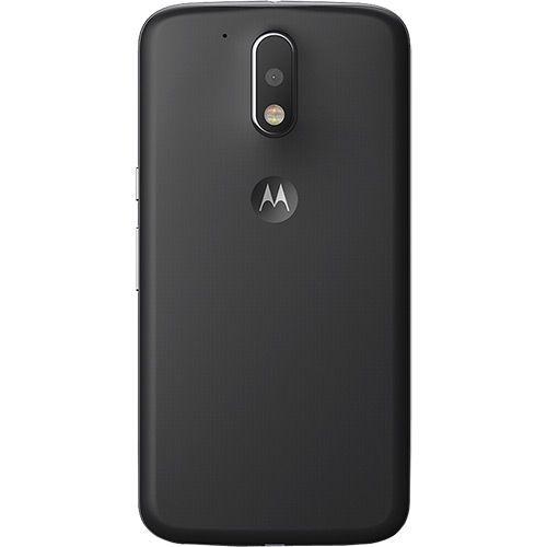 Smartphone Moto G 4 Dual Chip XT1626 Andr 6.0 Tela 5.5 16GB Câmera 13MP Preto TV - Motorola