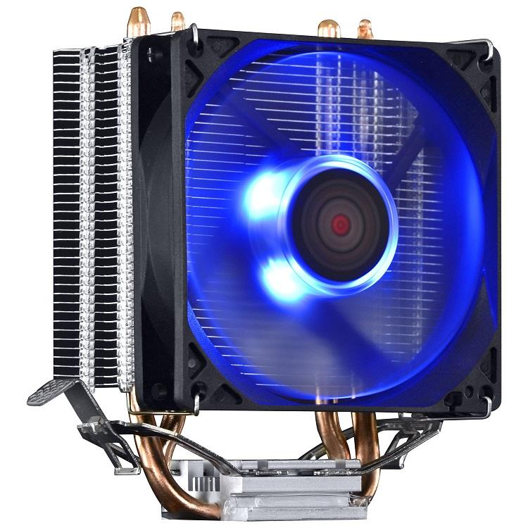 Cooler para Processador Zero K Z2 92mm LED Azul ACZK292LDA - Pcyes