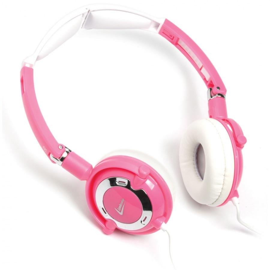 Headphone Travel Rosa 2767 - Leadership