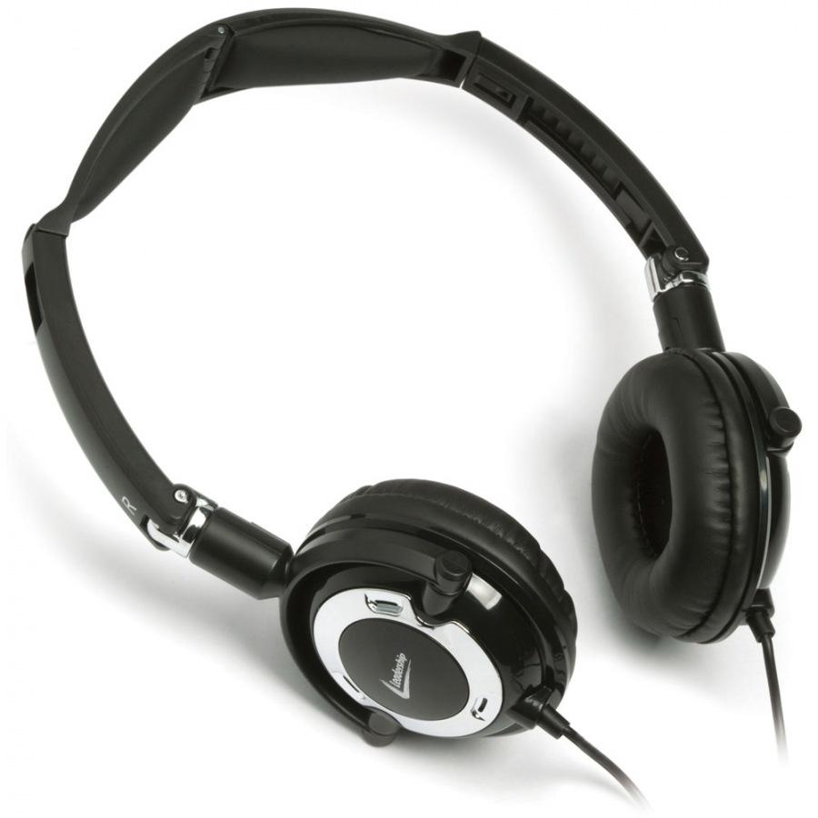 Headphone travel preto 2766 - Leadership