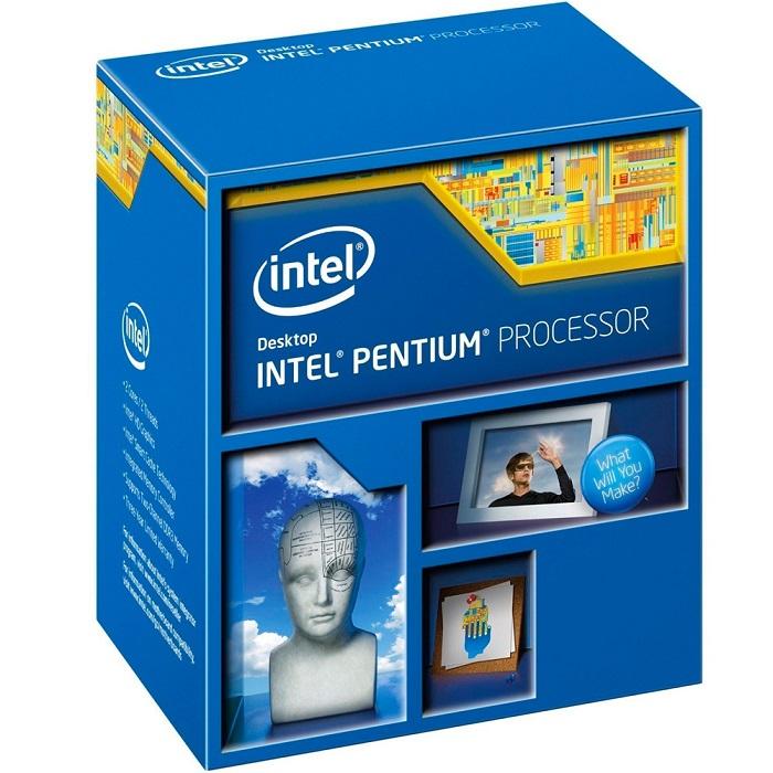Processador LGA 1150 Pentium G3260 3.3Ghz 3MB BX80646G3260 Box - Intel