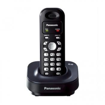 Telefone Sem Fio KX-TG1371LBH DECT 6.0 Discagem Rapida - Preto - Panasonic