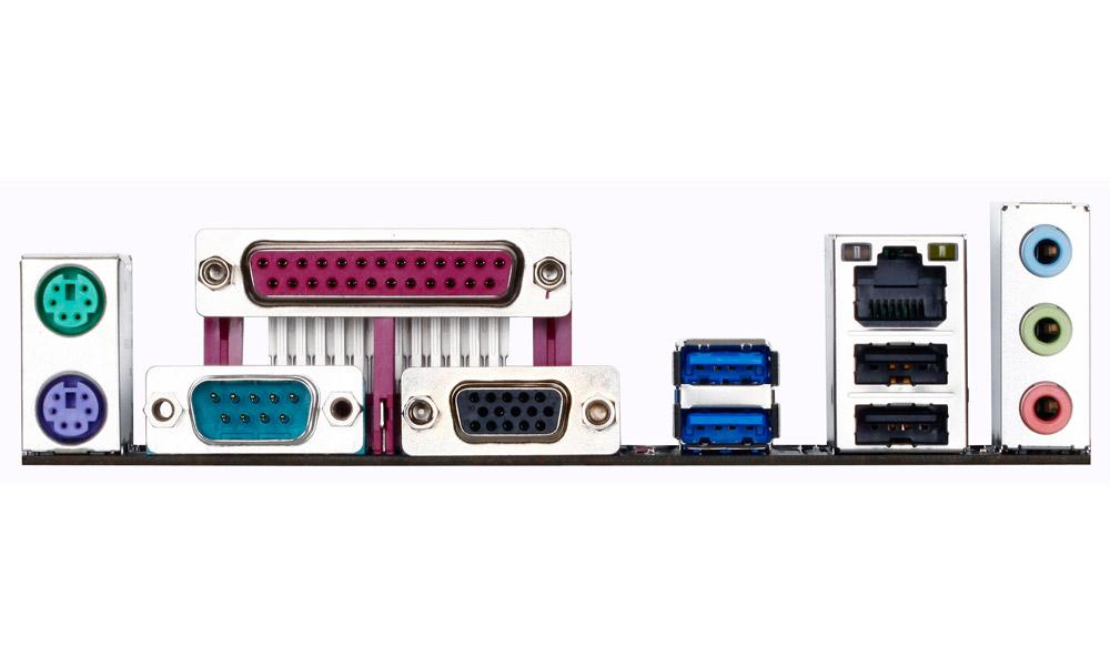 Placa Mãe AM1 GA-AM1M-S2P (S/V/R) USB 3.0 - Gigabyte