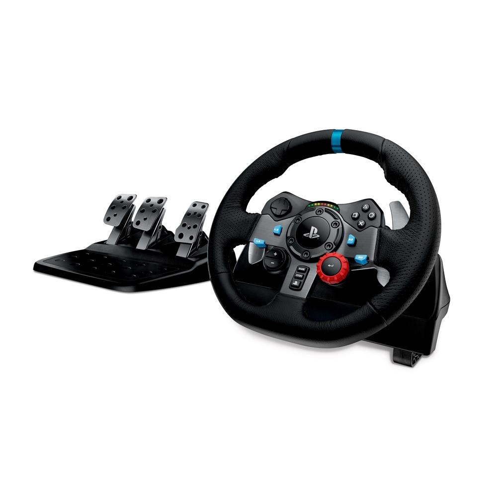 Volante G29 Driving Force PS3/PS4/PC - Logitech