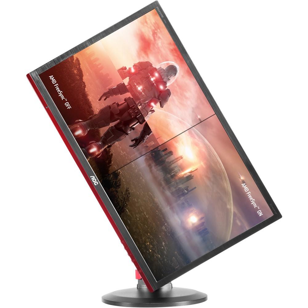 Monitor Gamer Led 24 G2460PF Widescreen 1ms 144Hz VGA/HDMI/Display Port - AOC