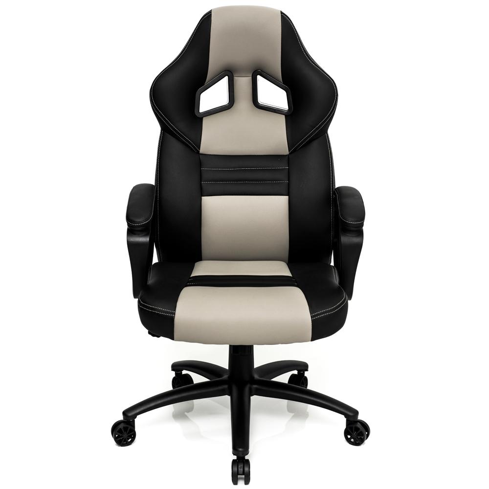 Cadeira Gaming GTS Grey (10238-4) - DT3 Sports