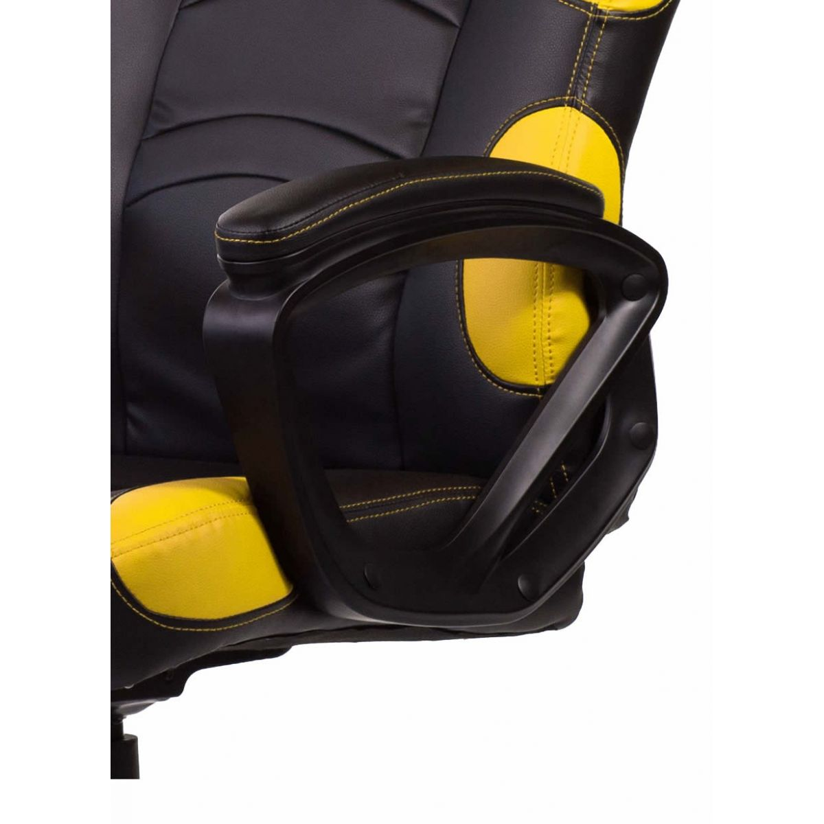 Cadeira Gaming GTX Yellow (10179-8) - DT3 Sports